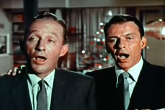 Happy Holidays from Bing and Frank (1957)