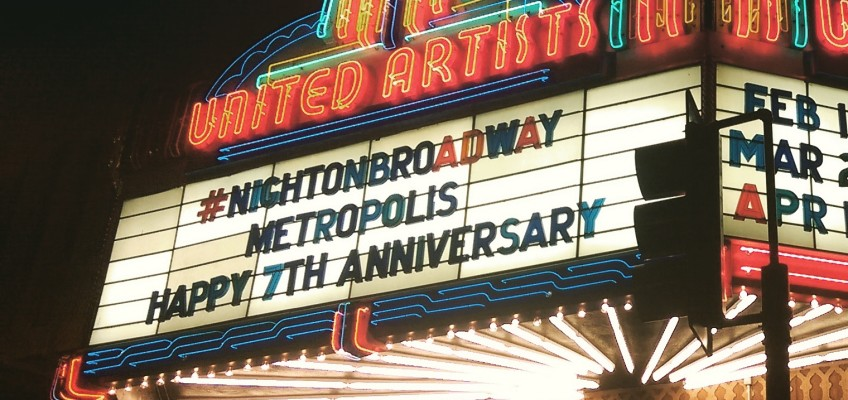 Night on Broadway: Celebrating DTLA's Movie Palace Legacy
