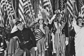 Classic Movie History: Wartime Musicals