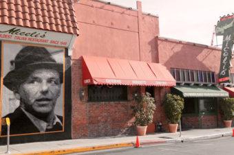 Sinatra's Los Angeles Landmarks